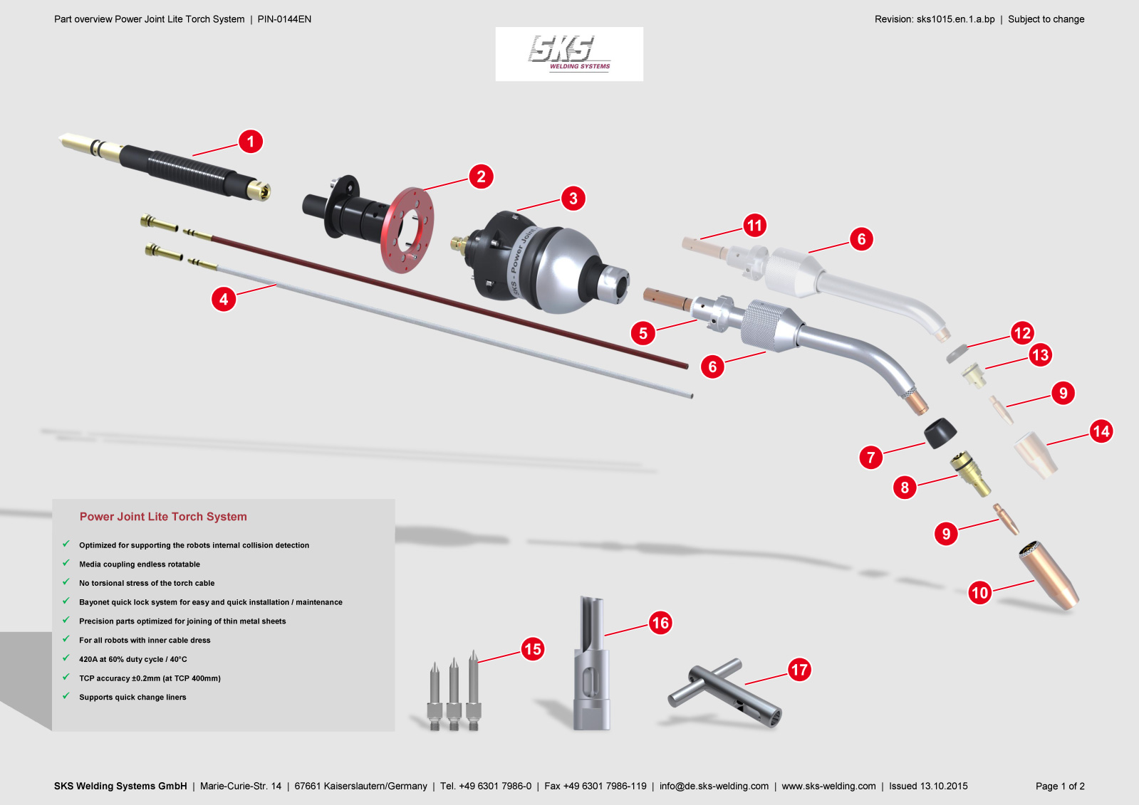 Sks Product Welding Joint Diagram Power